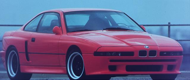 The Bmw 850csi is a Detuned